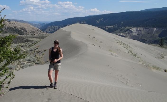 Farwell Canyon Dune