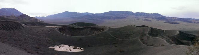 Little Hebe Crater.